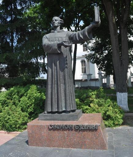 Памятник Симона Будного