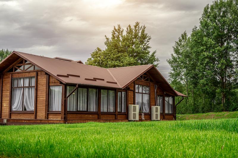 """Dwór agroekologiczny """"Chutor Jodziszki"""" w obwodzie Witebskim"""
