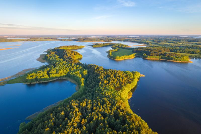 Der Nationalpark Braslauer Seen