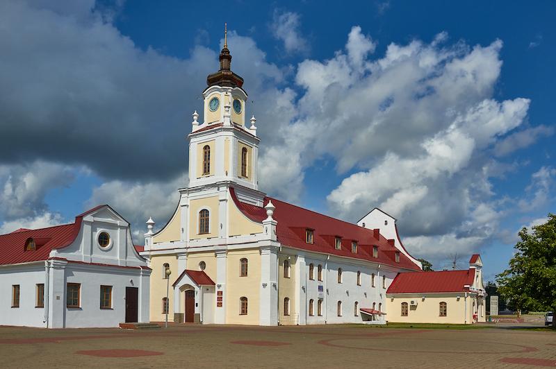 Jesuit College (6 Lenin St.)