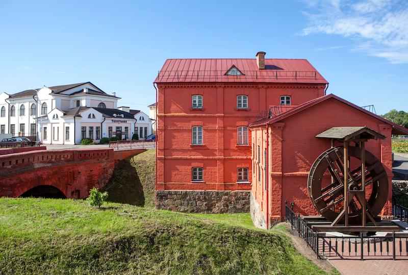 Museum of Konstantin Zaslonov (9 Molokov St.)