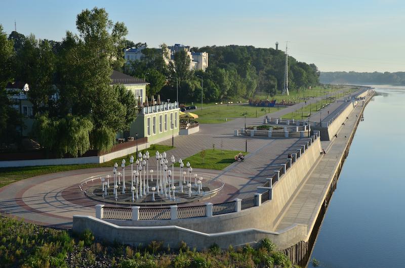 Rzeka Soż