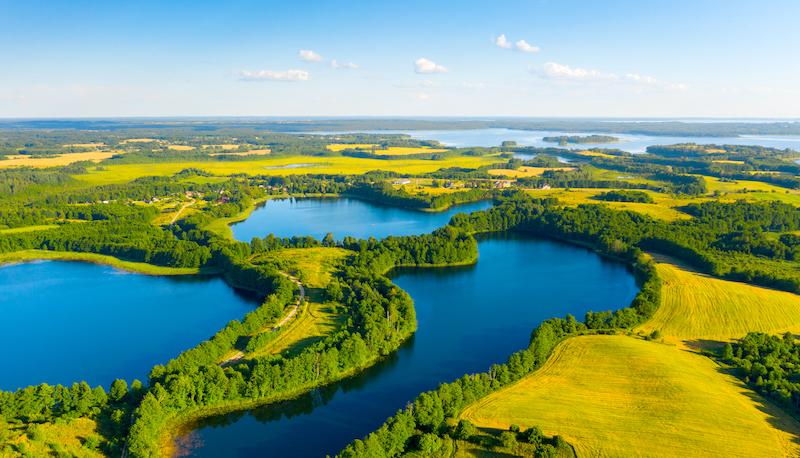 Der Nationalpark Naratschsee