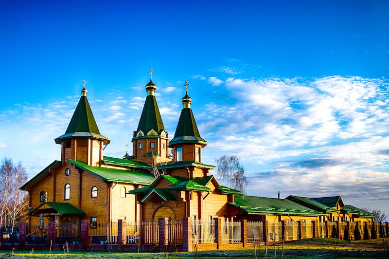 Свято-Покровская церковь