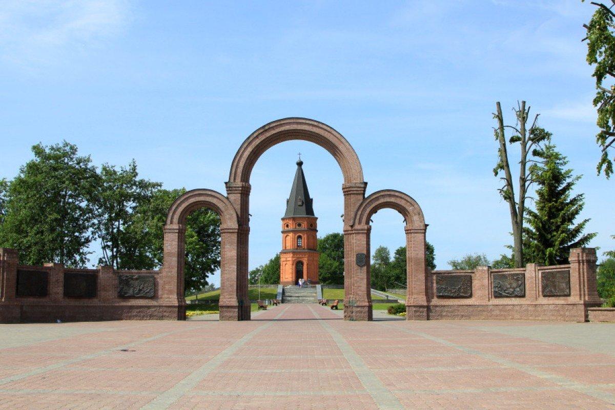 Мемориал «Буйничское поле»