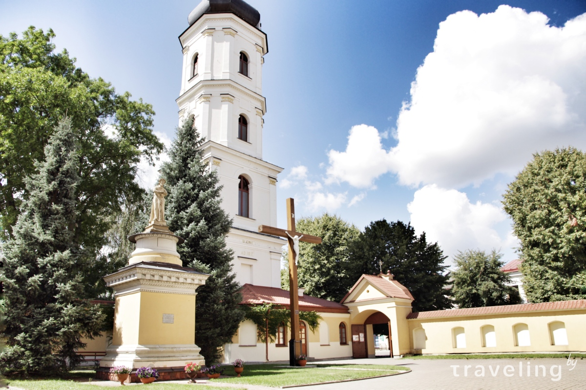 Иезуитский коллегиум и монастырь францисканцев пинск