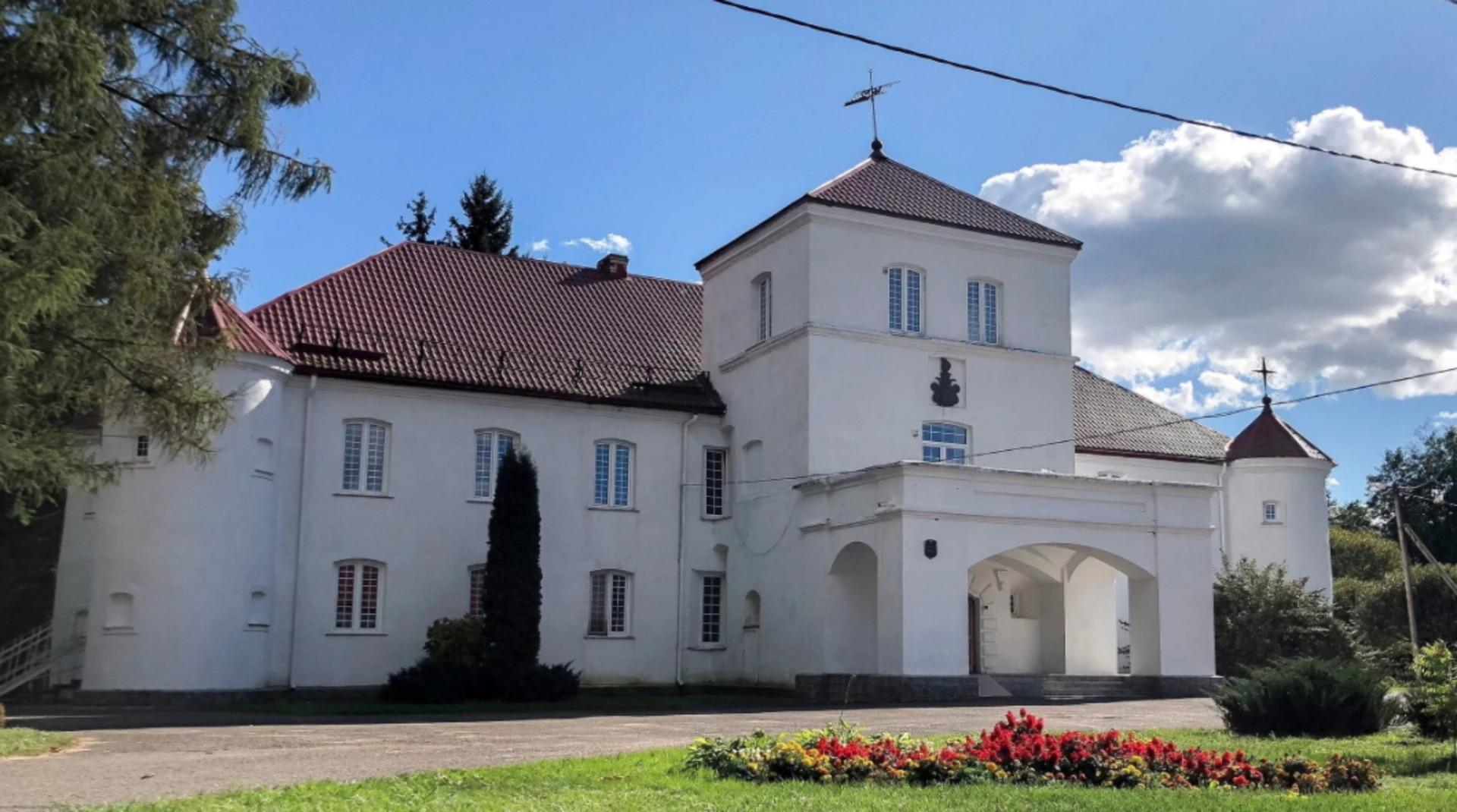психиатрическая больница в Гайтюнишках