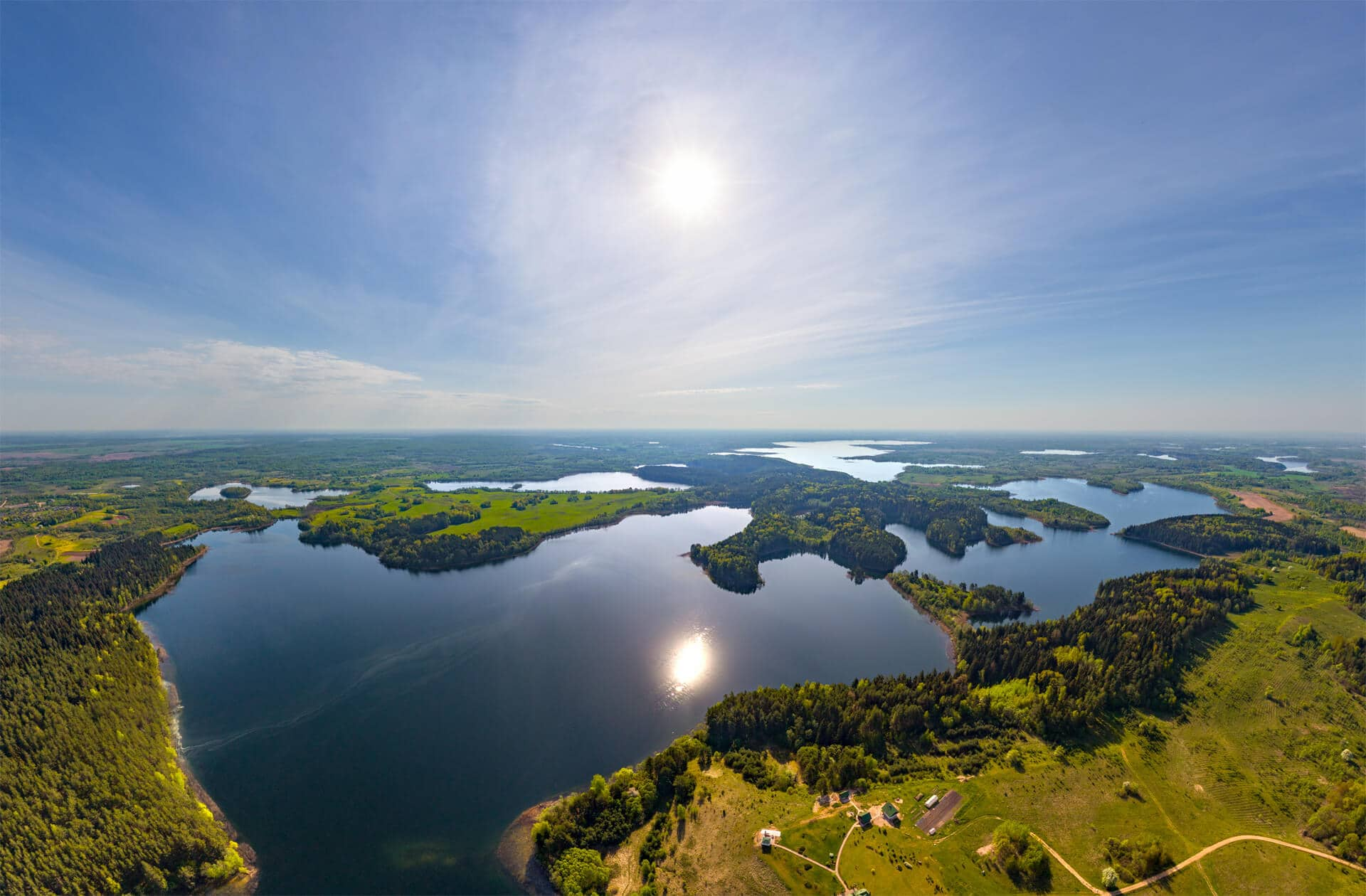 реки и озеры Беларуси