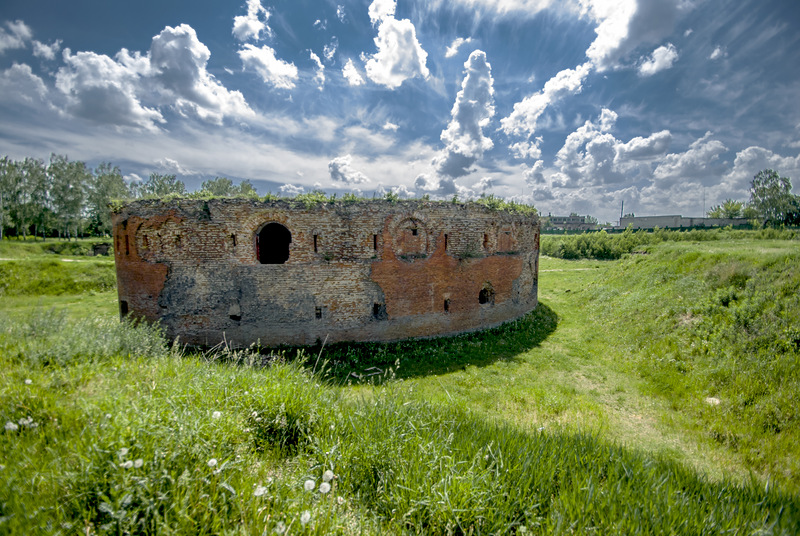 Бобруйск. Бобруйская крепость