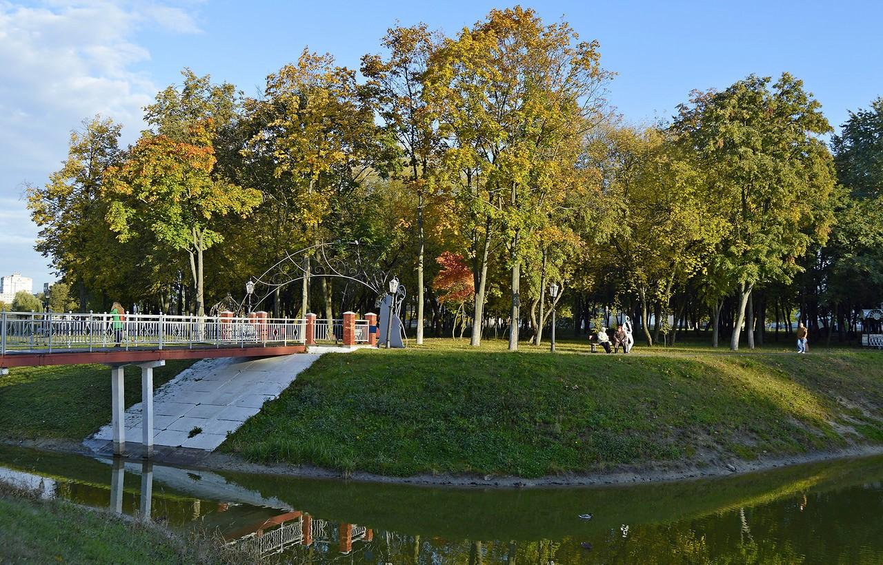фестивальный парк гомель