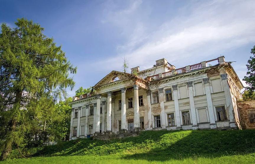 Дворец Уместовских