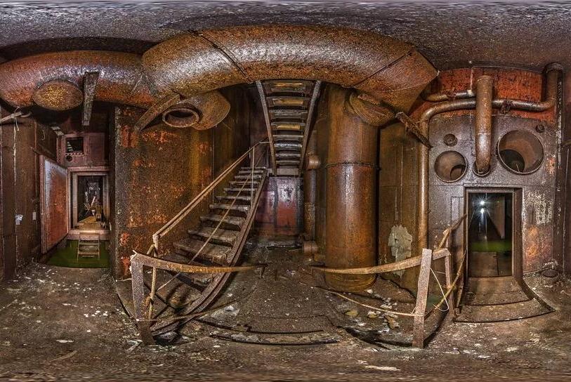 Старинный бункер «Объект 1161»