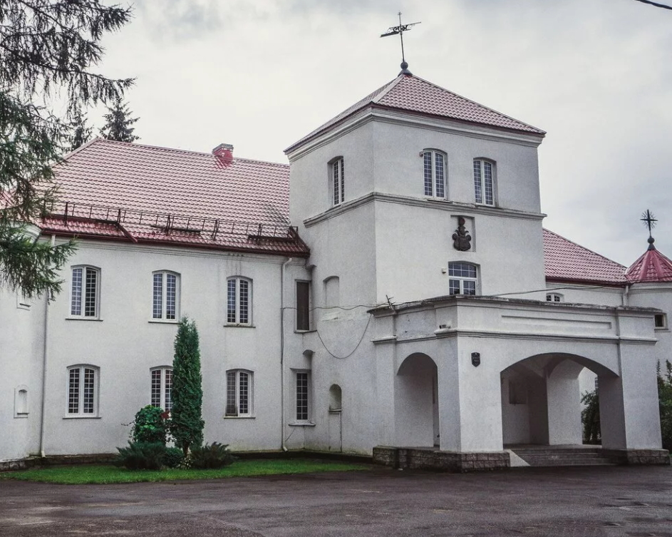 Крепость-лечебница