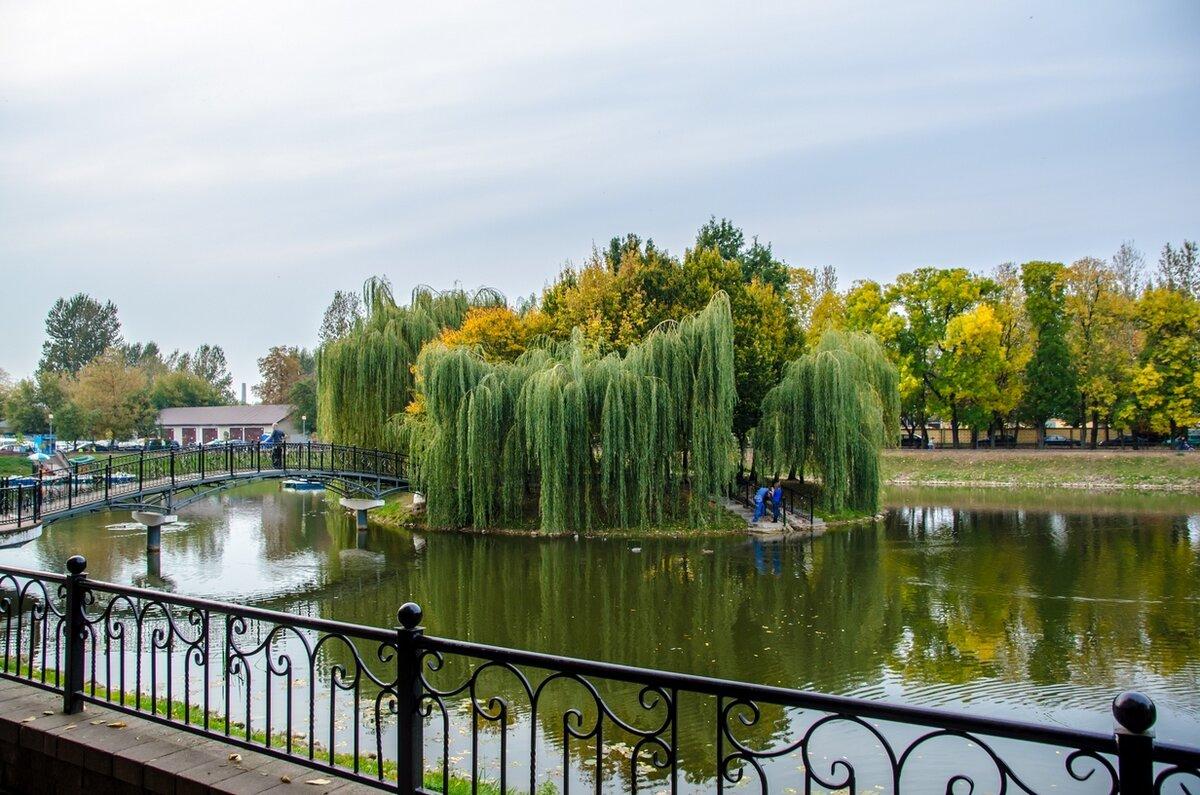 Брестский парк культуры и отдыха