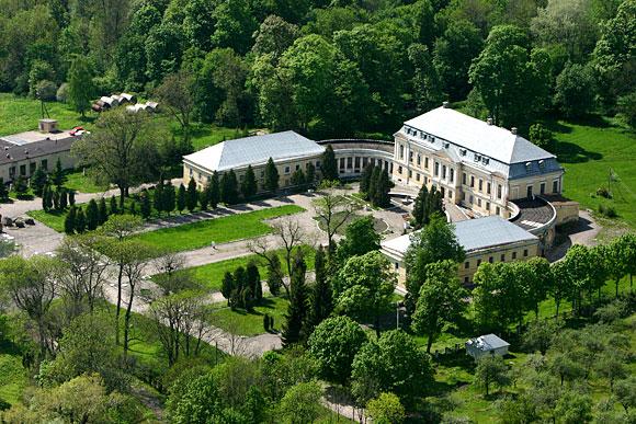 Дворец Воловичей в Святске