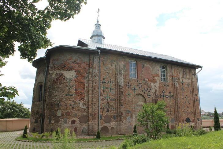 Борисоглебская церковь гродно