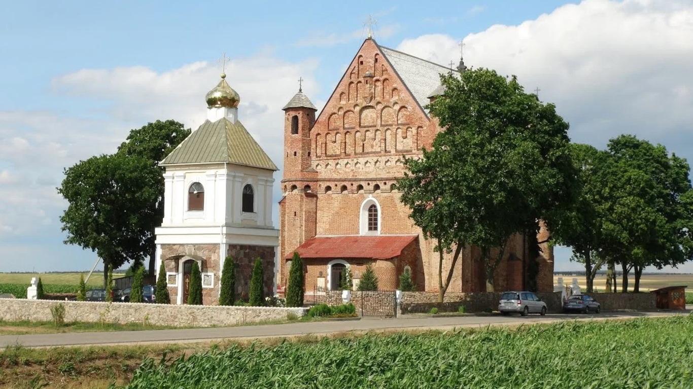 Храм в Сынковичах