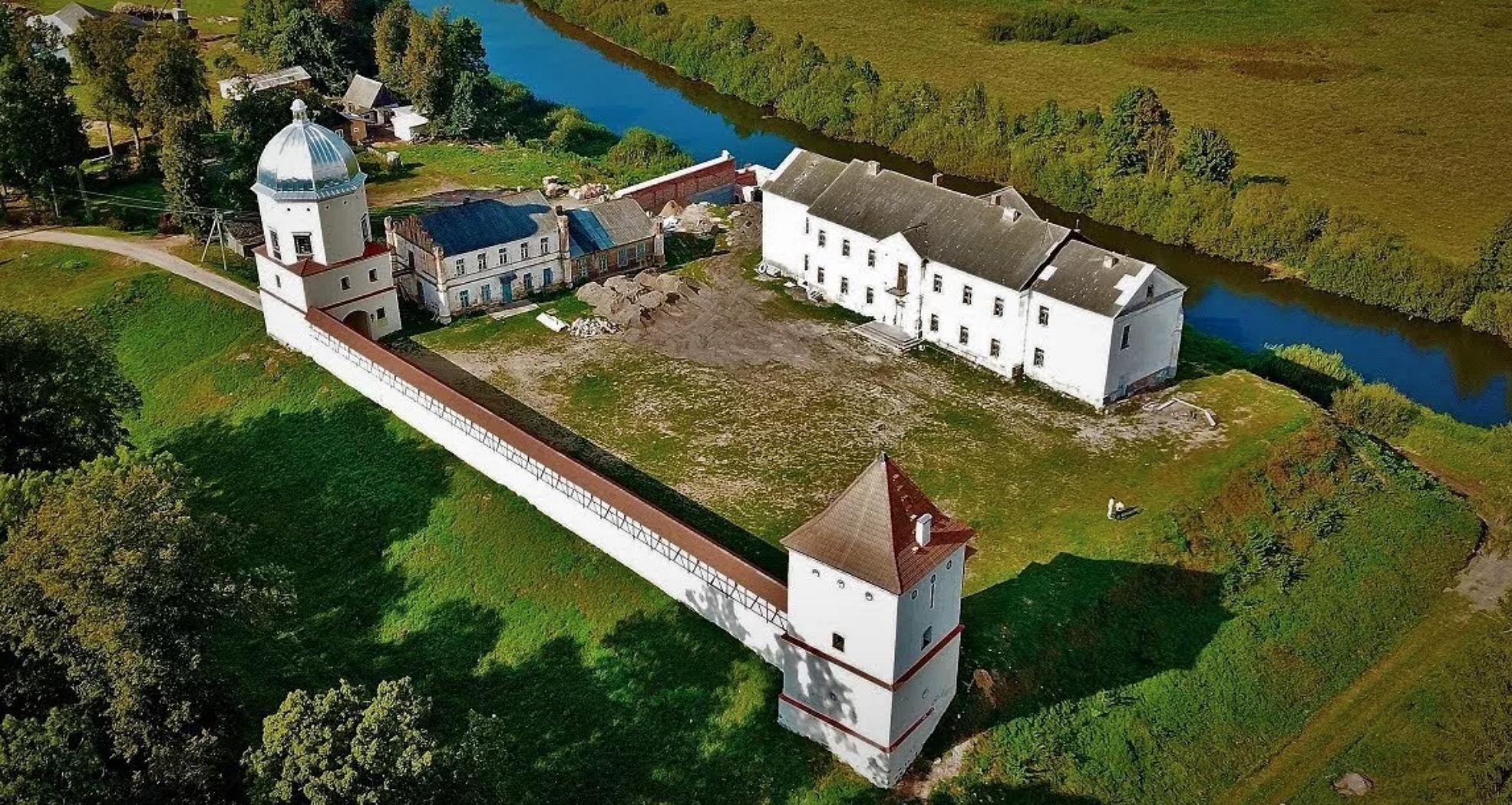 Любчанский замок в Беларуси