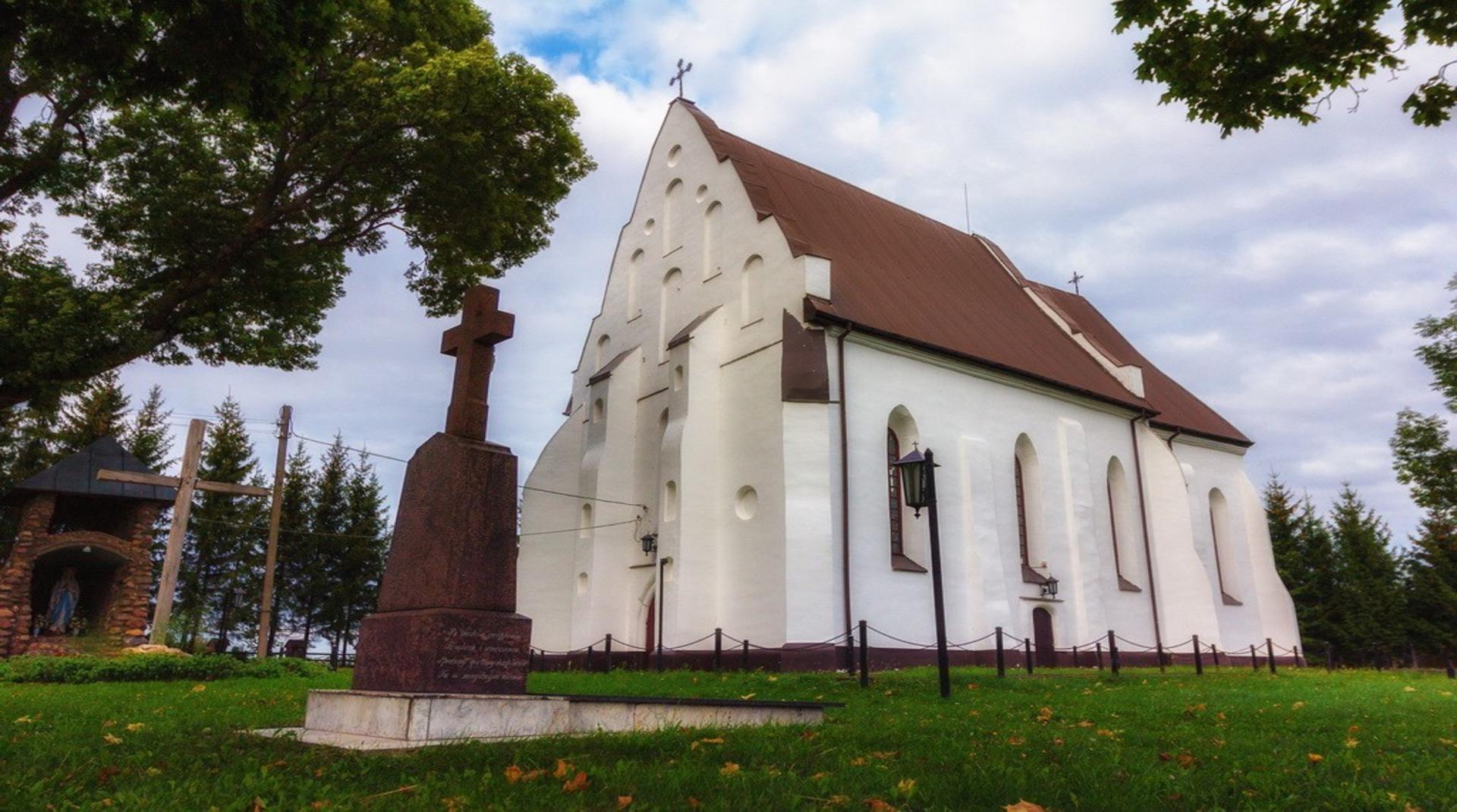Троицкий костел в Ишколди