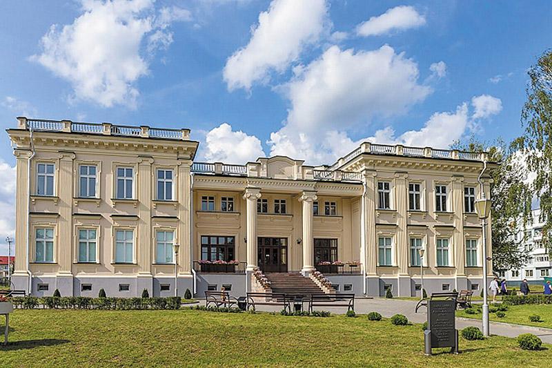 Усадьба Друцких-Любецких