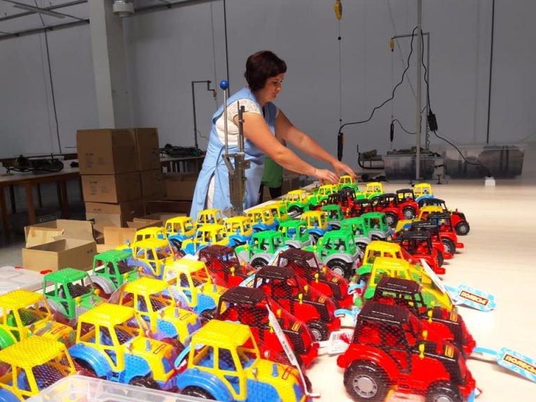 «Полесье»: детские игрушки