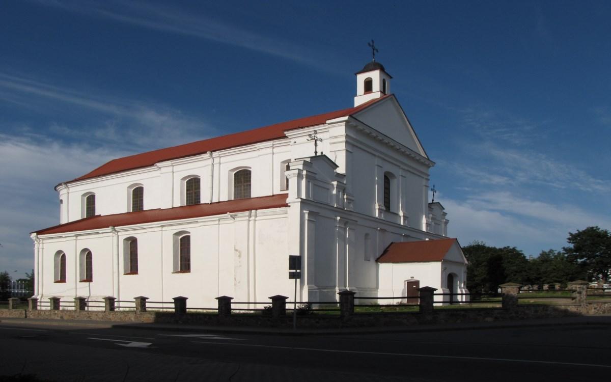 Костёл Святого Михаила Архангела