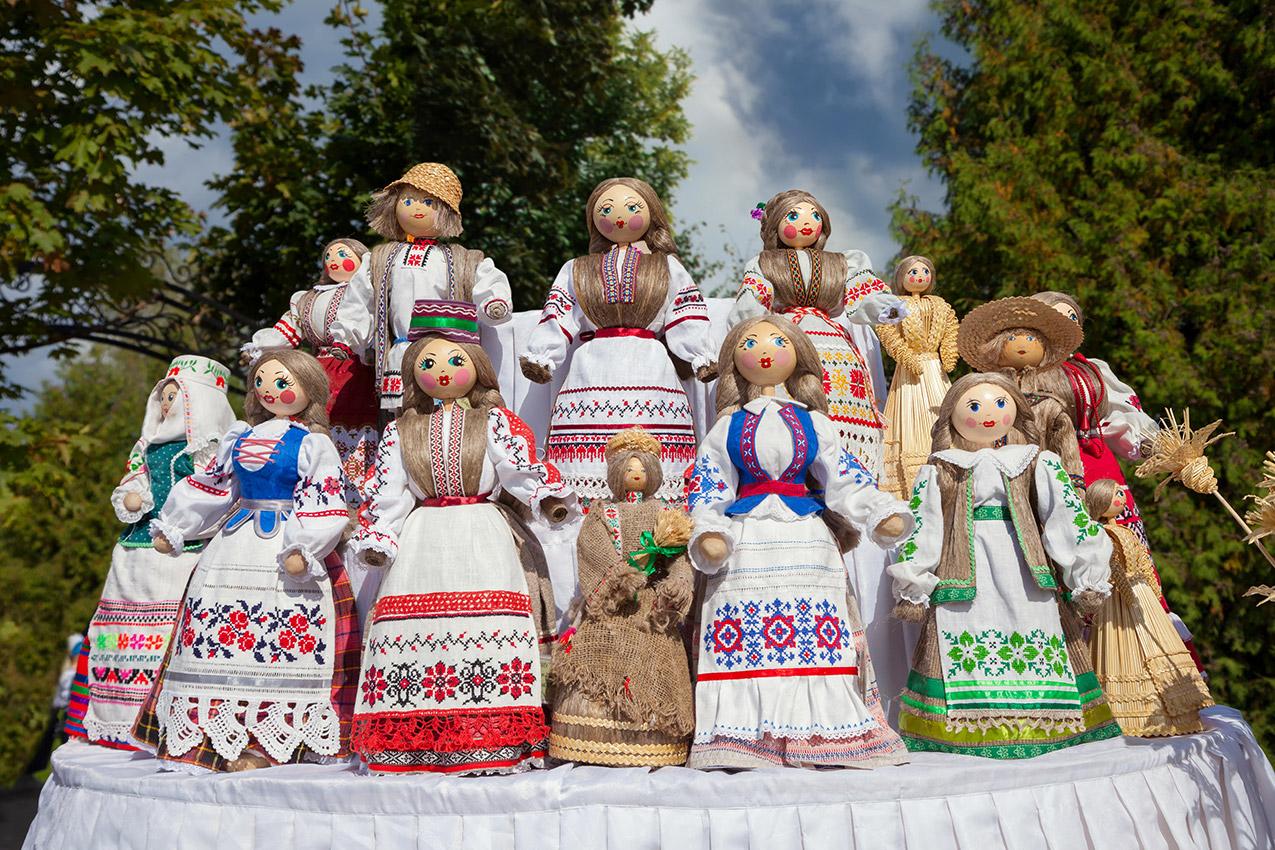 Cultural contrast in Belarus
