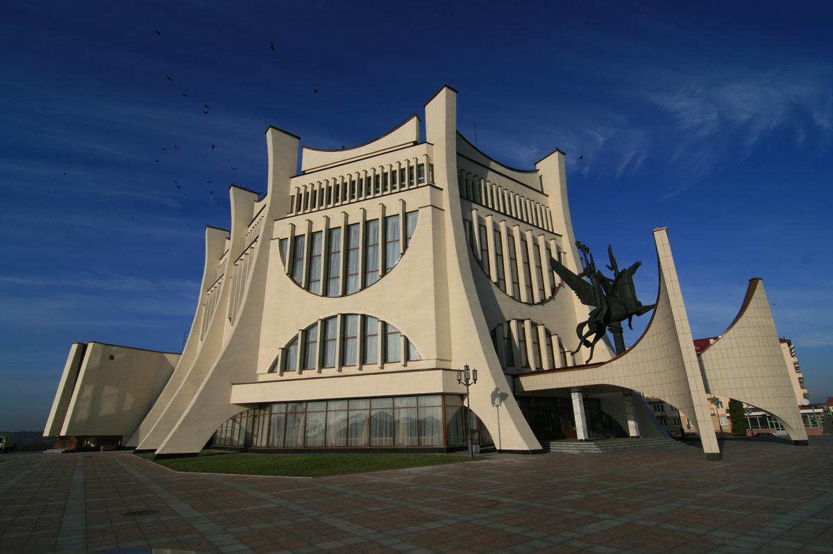 Гродненский драмтеатр
