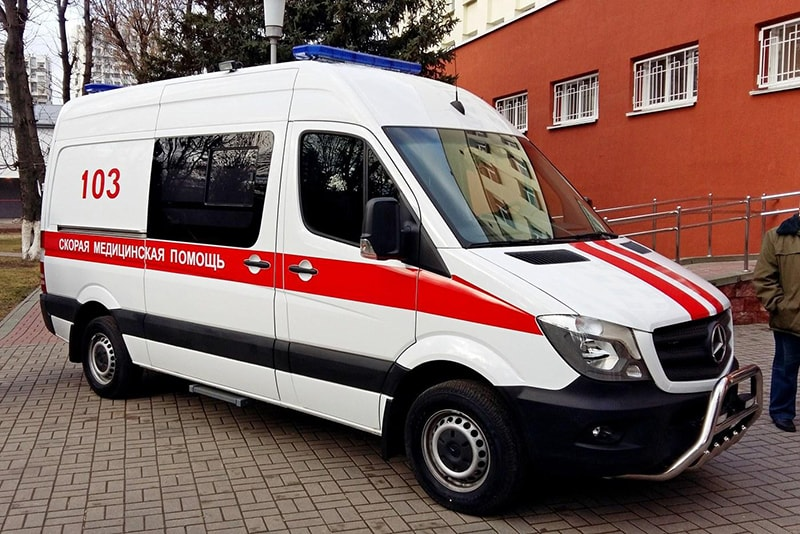 Скорая помощь в Беларуси