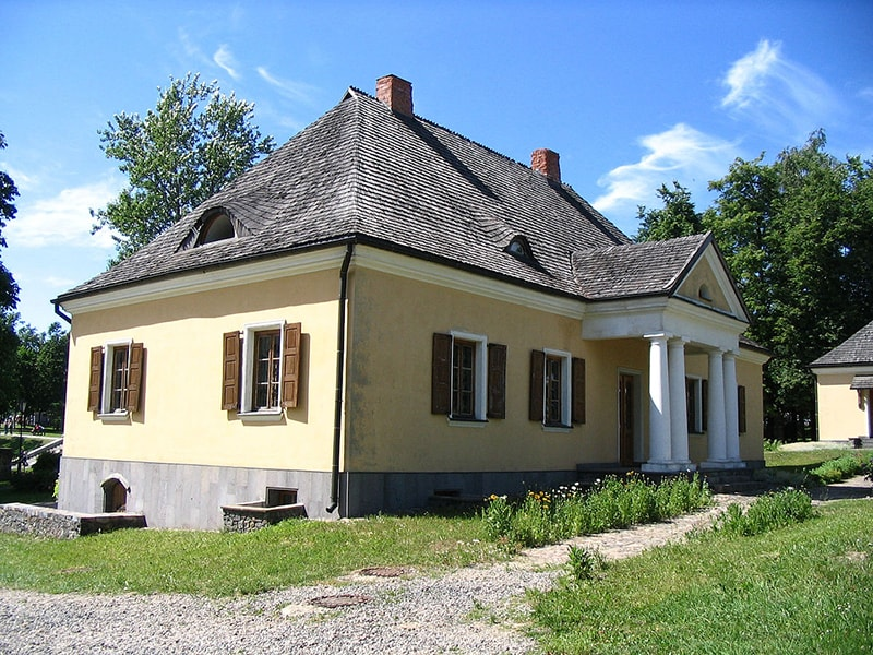 Дом-музей Адама Мицкевича
