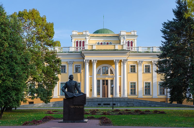 Гомельскій дворцово-парковый ансамбль