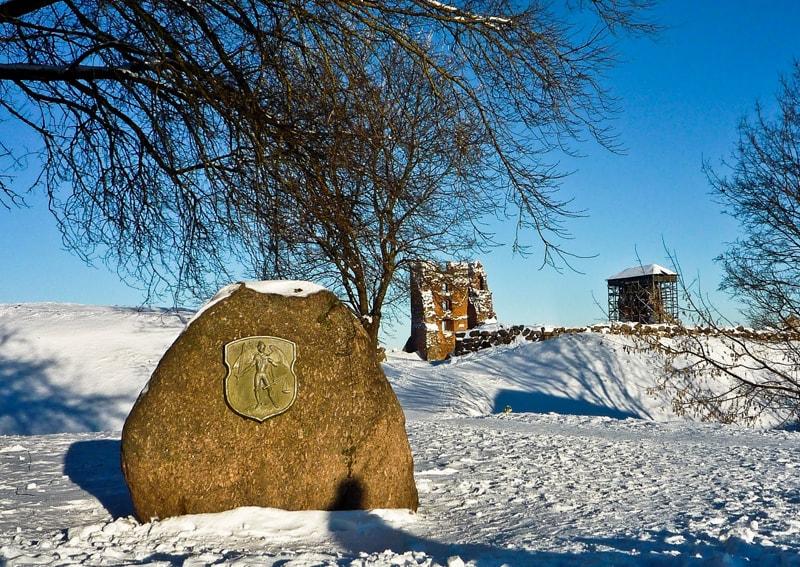 Камень Миндовга