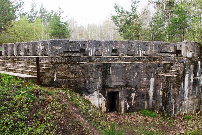 Форты в Гродно