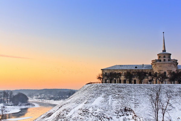 Stary Zamek Nowy Zamek w Grodnie