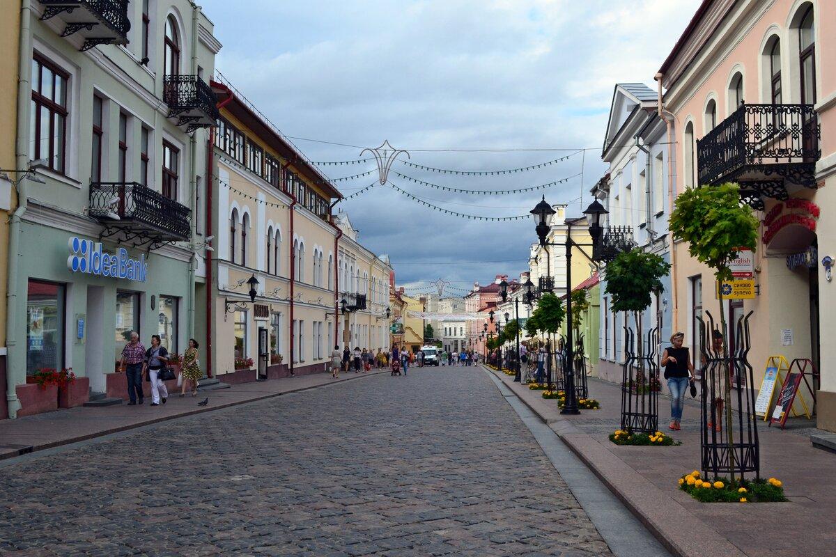 Советская улица и Советская площадь