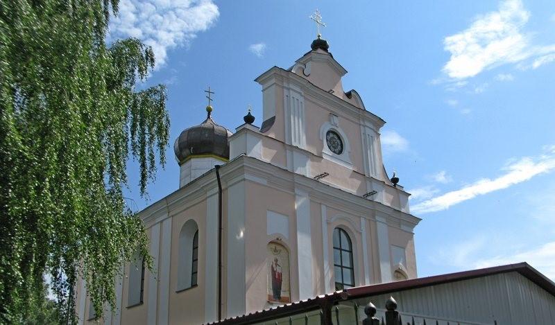 Свято-Варваринская церковь