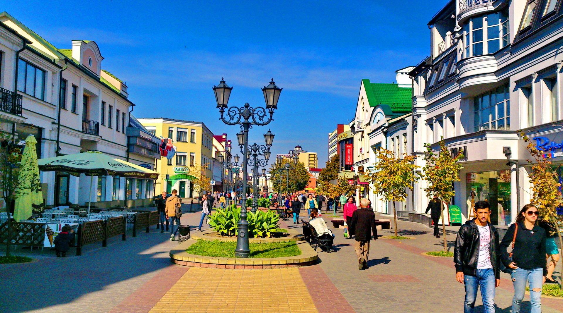 """Брэсцкі """"Арбат"""" - Belarus Travel"""