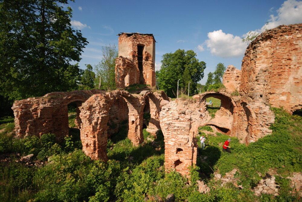Гольшанский (он же Ольшанский) замок