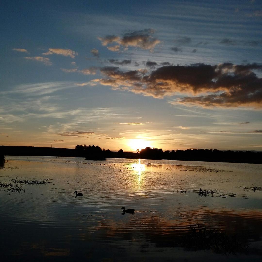 Озеро Опита