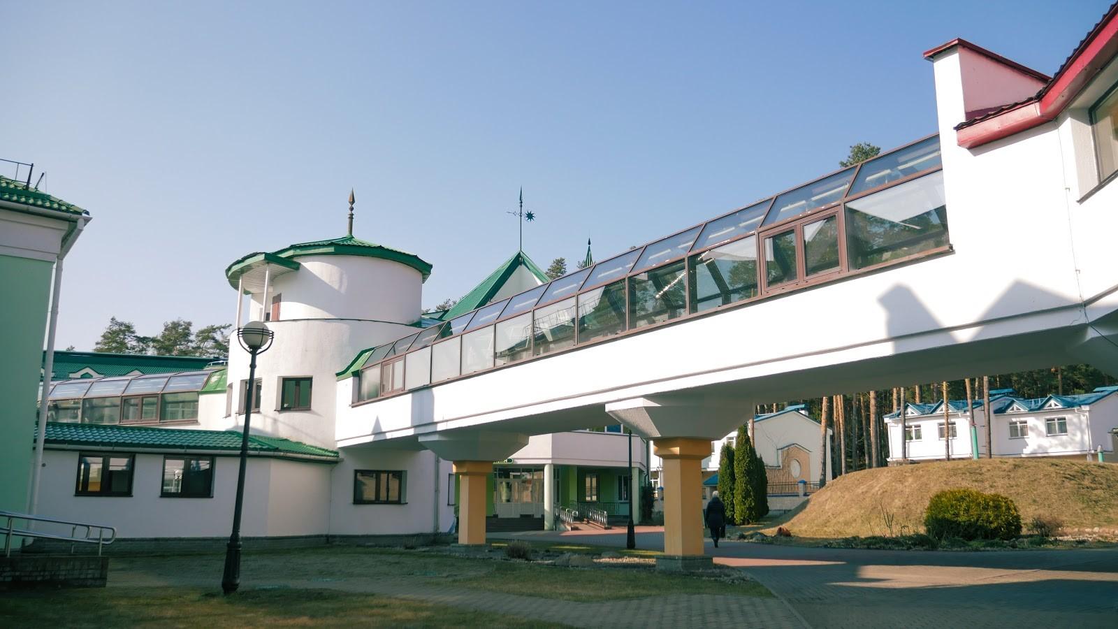 Санатории Беларуси