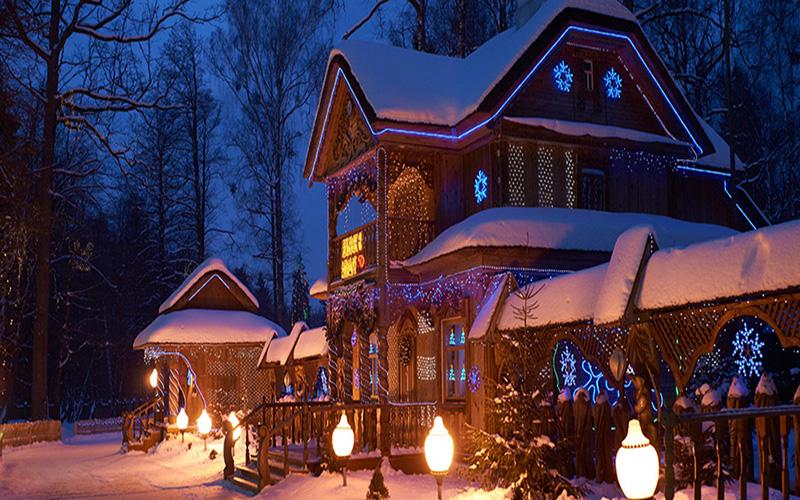 Резиденция Деда-Мороза