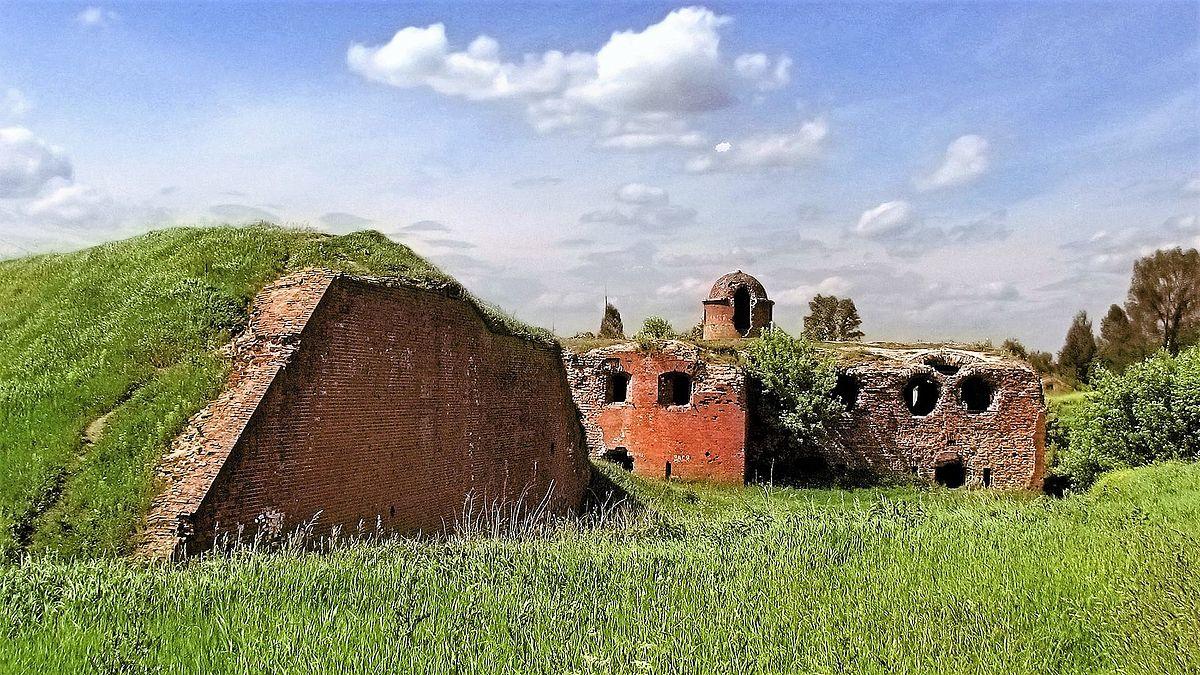 Бобруйская крепость