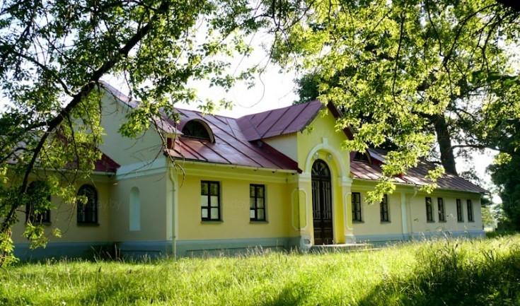 Пружанский палацик