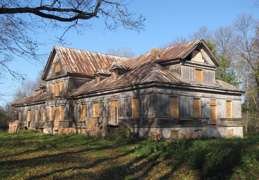 Усадьба Рейтанов в Грушевке