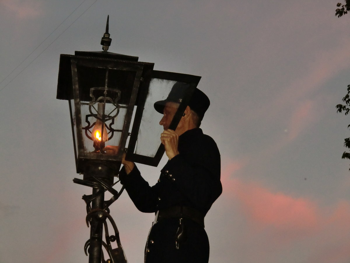 Брестский фонарщик брест