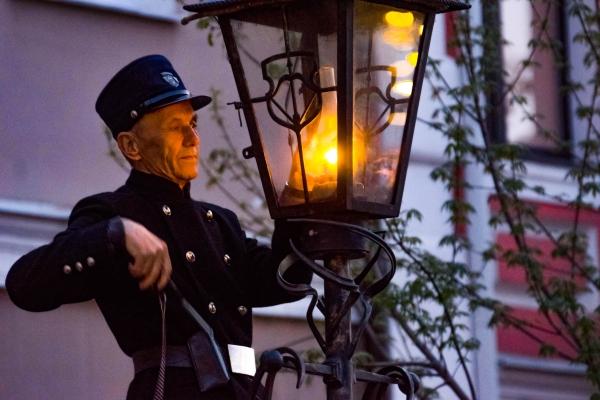 Брестский фонарщик