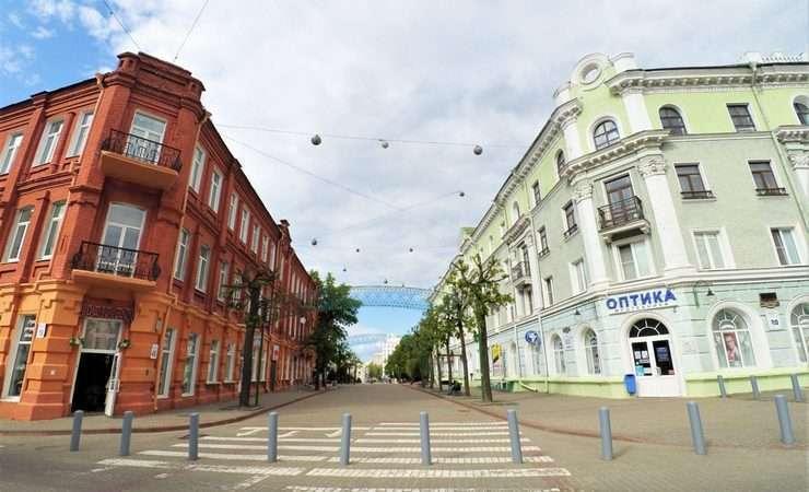 Улица Ленина (Ленинская)