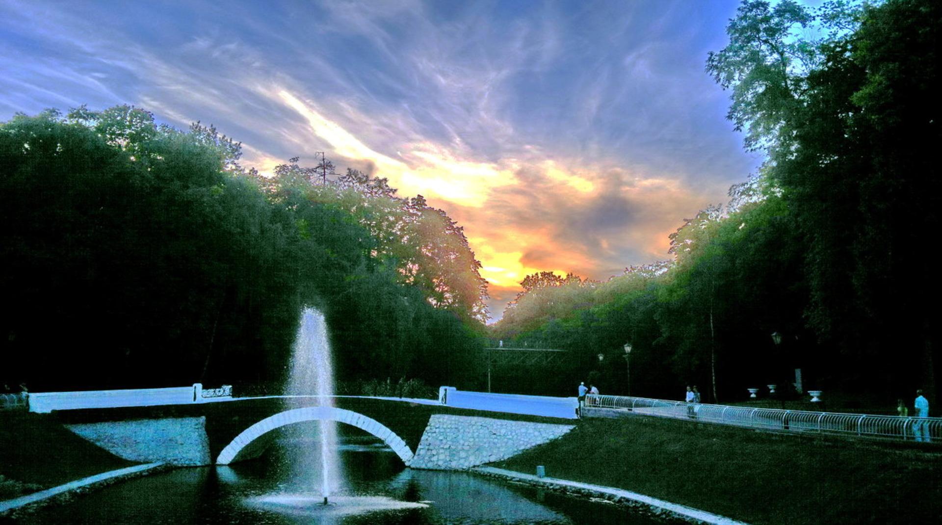 Лучшие парки Гомеля