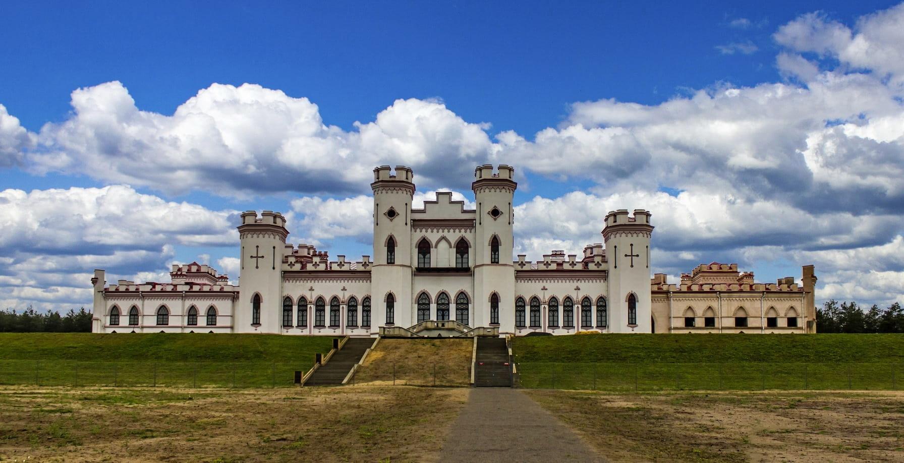Дворец Пусловских (Коссово)