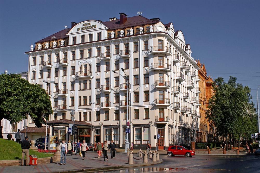 "Hotel ""Europa"""